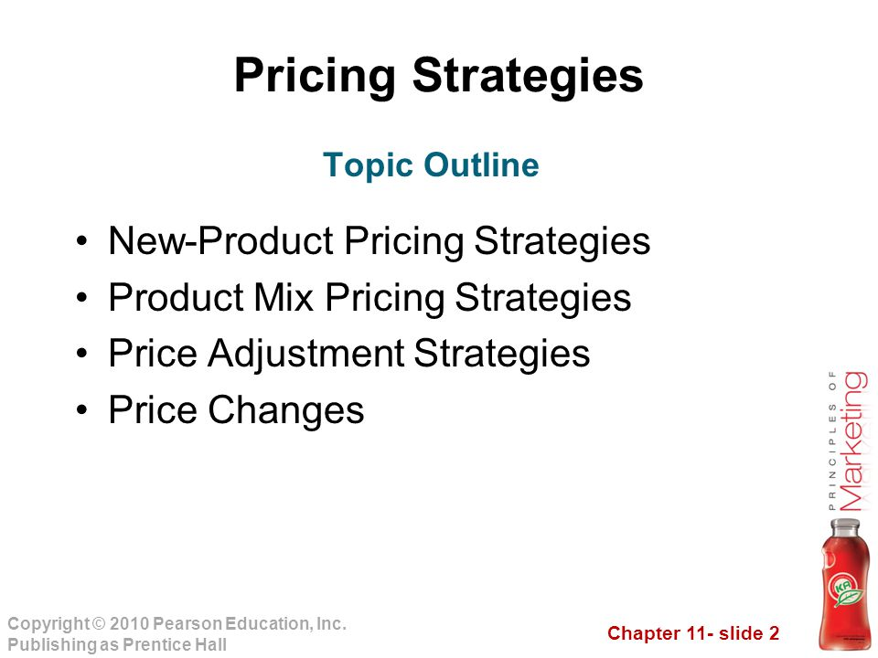 Pricing Strategies New-Product Pricing Strategies