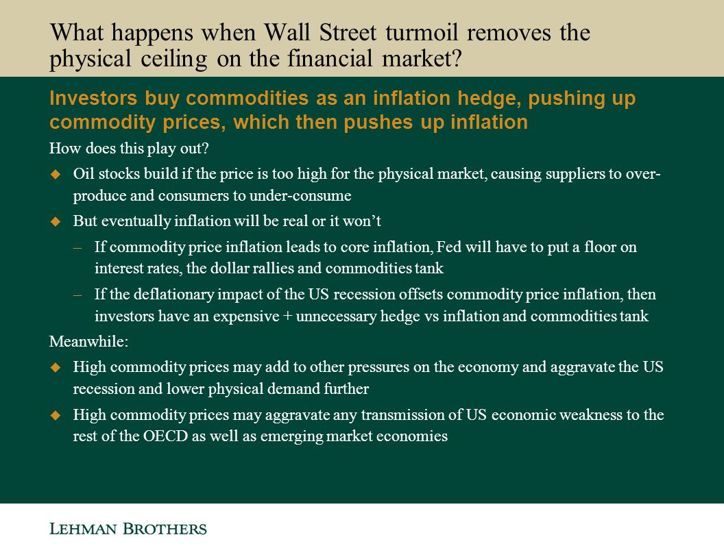 4/1/2017 12:14 PM What happens when Wall Street turmoil removes the physical ceiling on the financial market