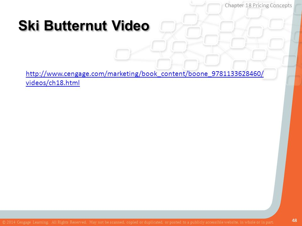 Ski Butternut Video http://www.cengage.com/marketing/book_content/boone_9781133628460/videos/ch18.html.