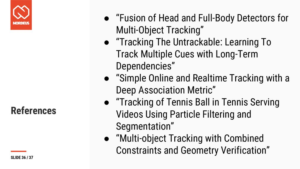 Introduction to Object Tracking - ppt download
