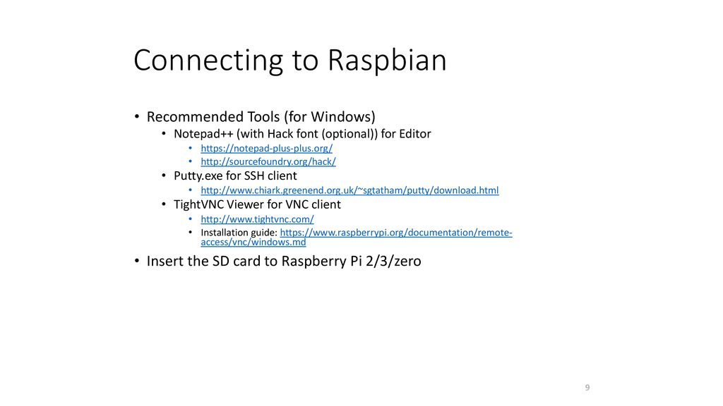 download tightvnc server for raspberry pi