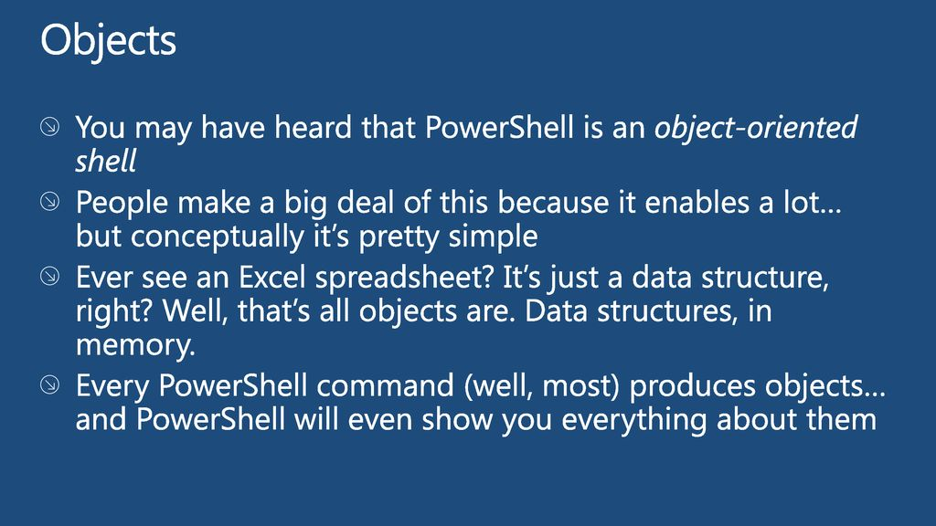Windows PowerShell Crash Course - ppt download