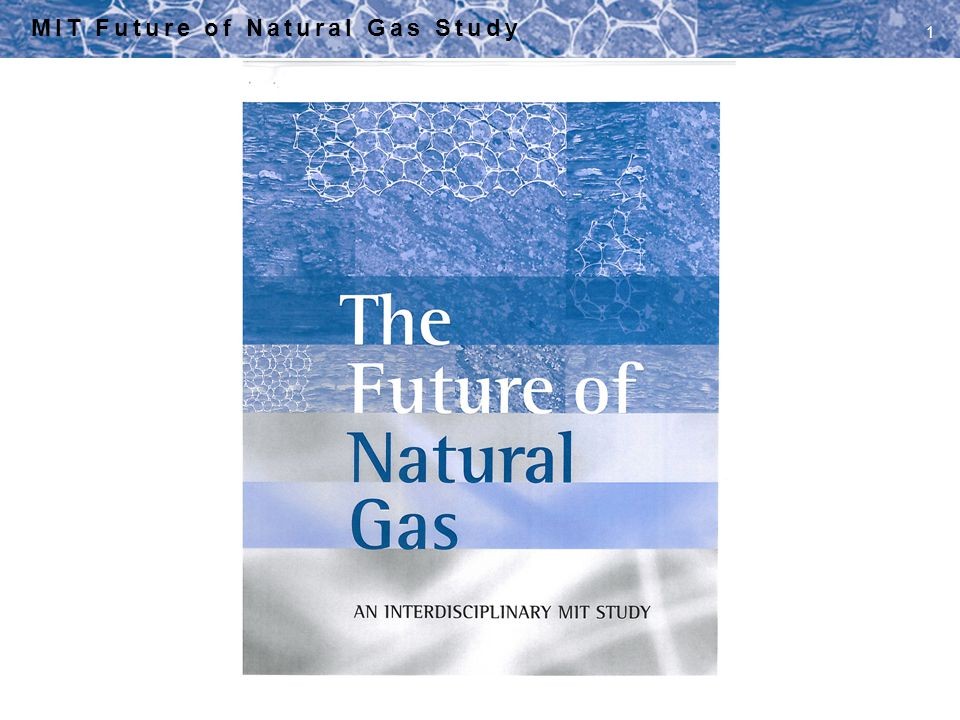 MIT Future of Natural Gas Study