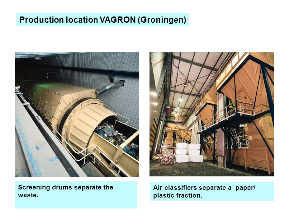 Production location VAGRON (Groningen)