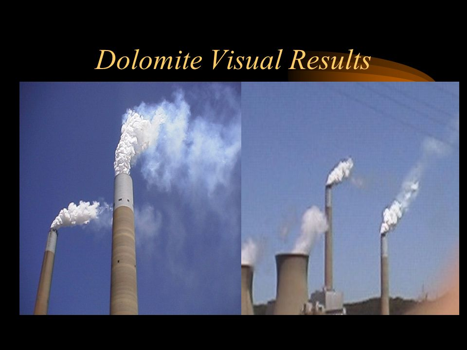Dolomite Visual Results