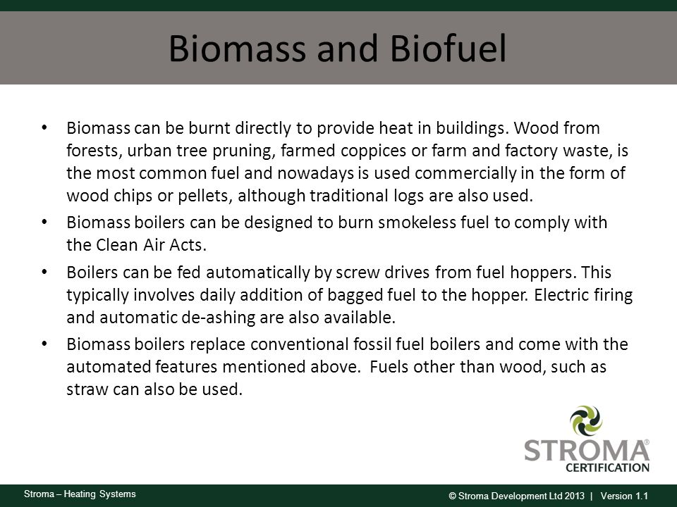 Biomass and Biofuel