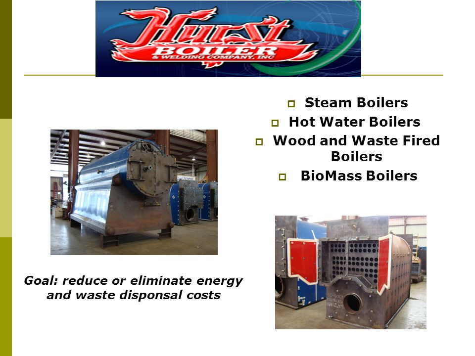 Wood and Waste Fired Boilers BioMass Boilers