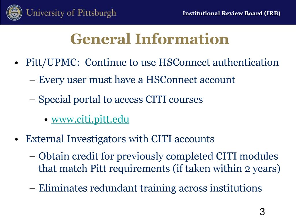 Christopher M  Ryan, Ph D  IRB Director - ppt download