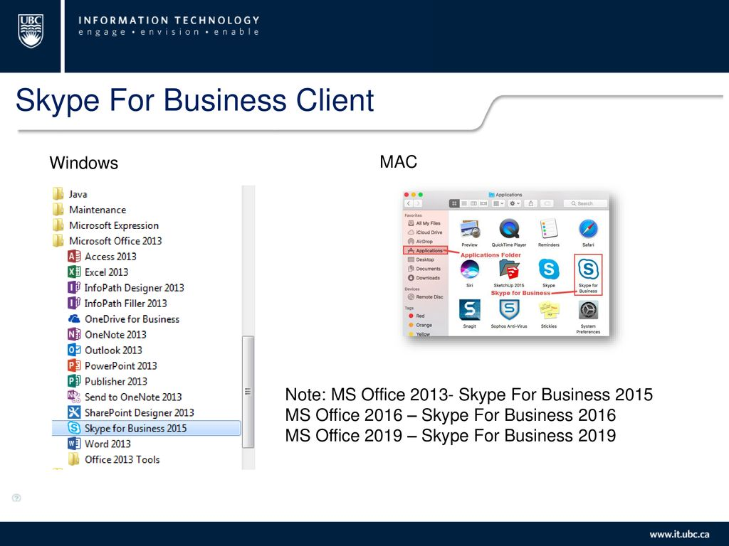 Skype For Business Introduction - ppt download