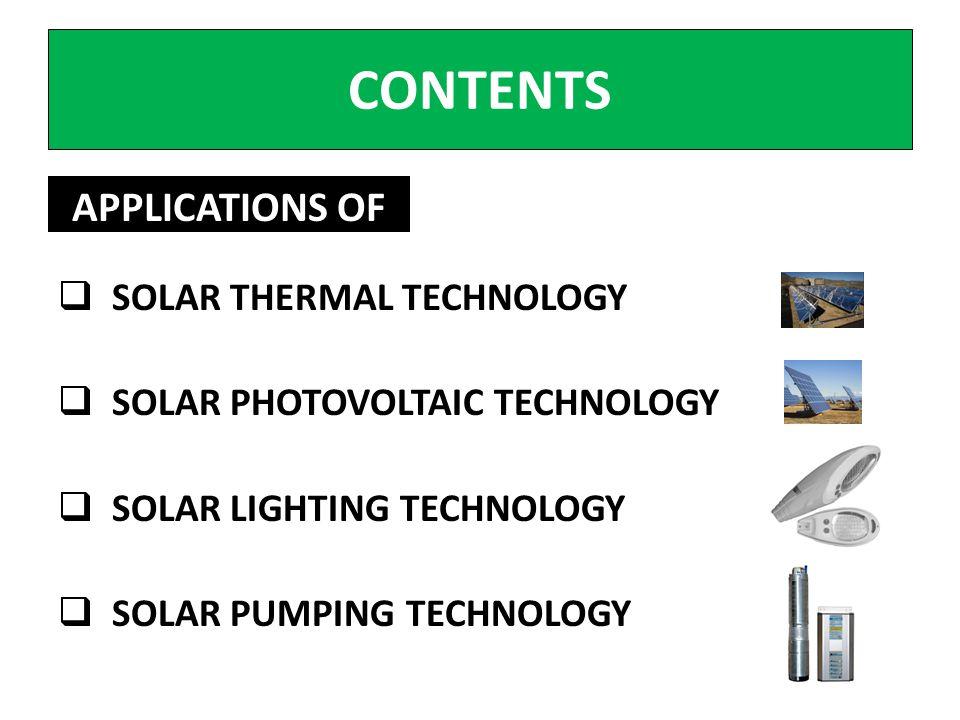 Ppt nanotechnology: applications in energy –solar cells.