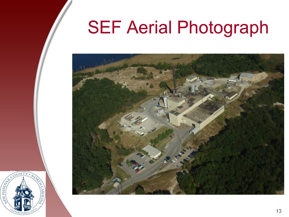 SEF Aerial Photograph
