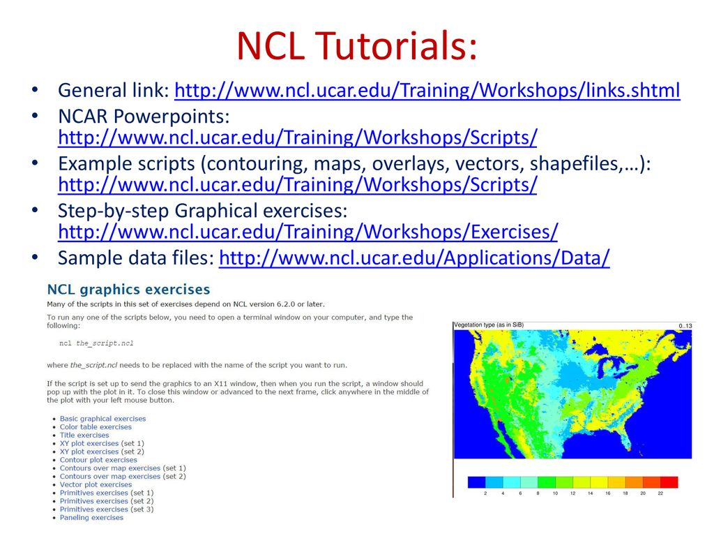 Tour of NCL Website Modified by R  Grotjahn - ppt download