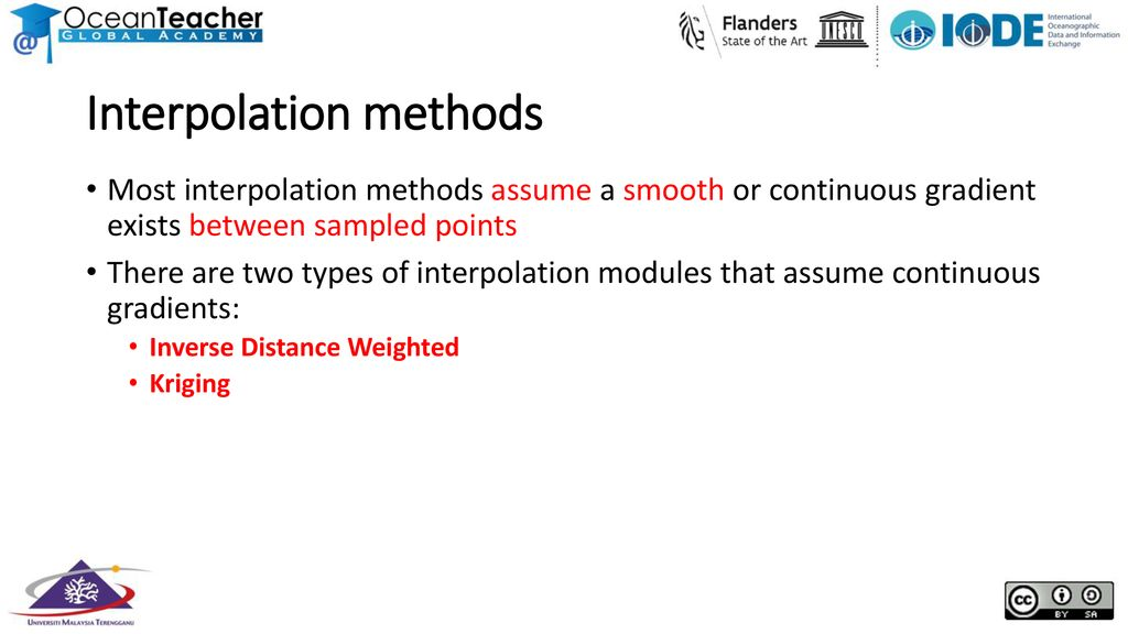 Interpolating Surfaces - ppt download