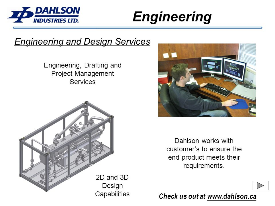 Engineering Engineering and Design Services
