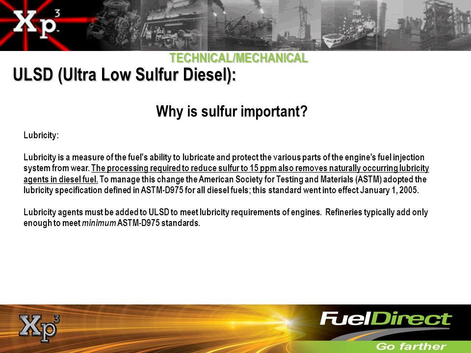 Why is sulfur important