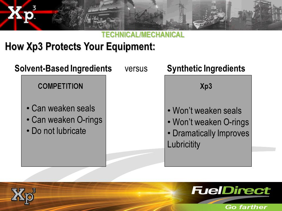 How Xp3 Protects Your Equipment: