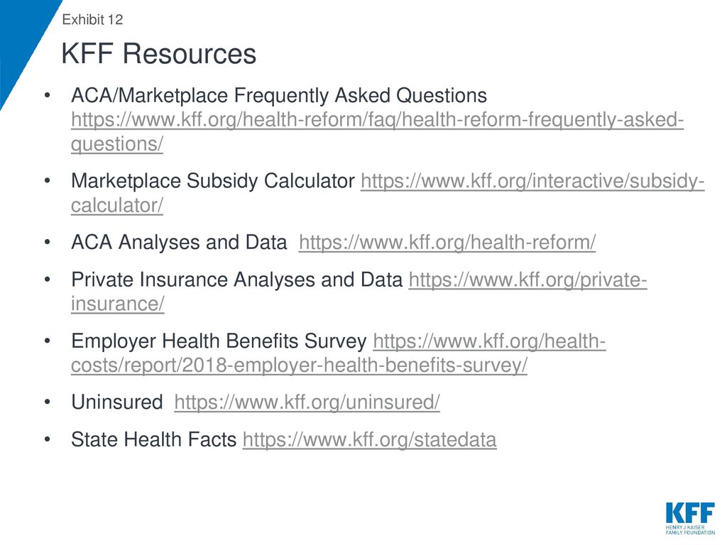 Affordable Care Act: An Overview - ppt download