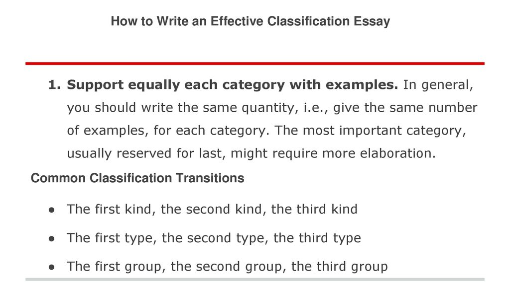 classification essay about music