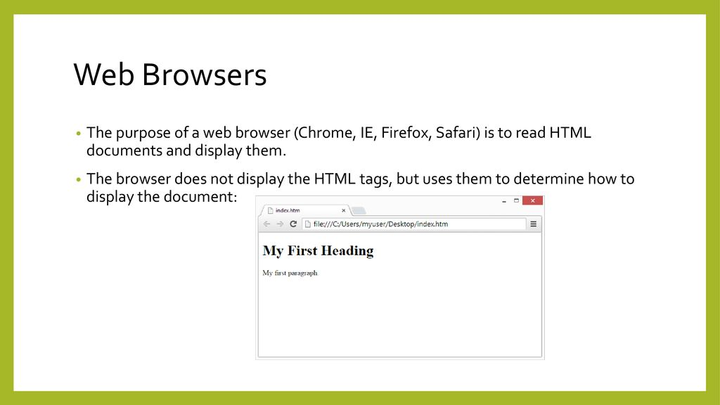 Pertemuan 1 Desain Web Pertemuan Ppt Download