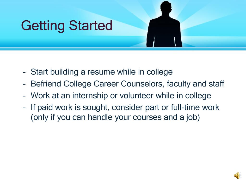 Obtaining Employment After College Ppt Download