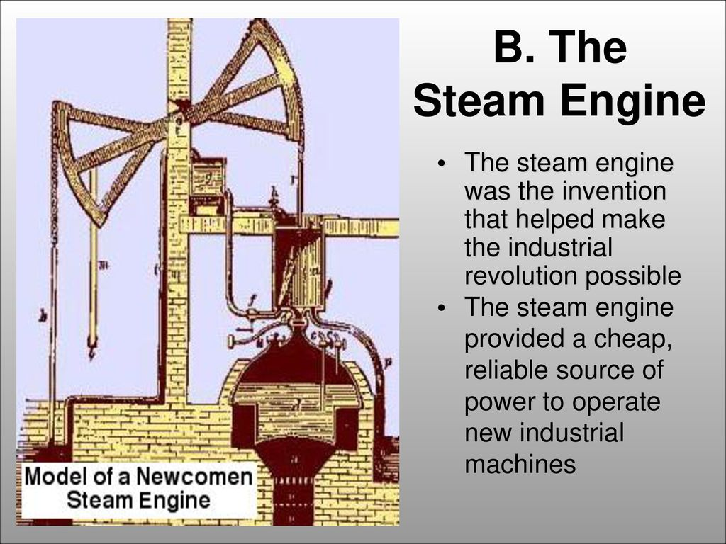 The Industrial Revolution) - ppt download