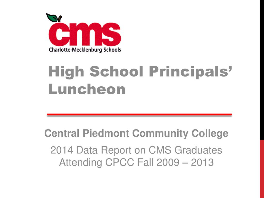 Piedmont Community College >> Central Piedmont Community College Ppt Download