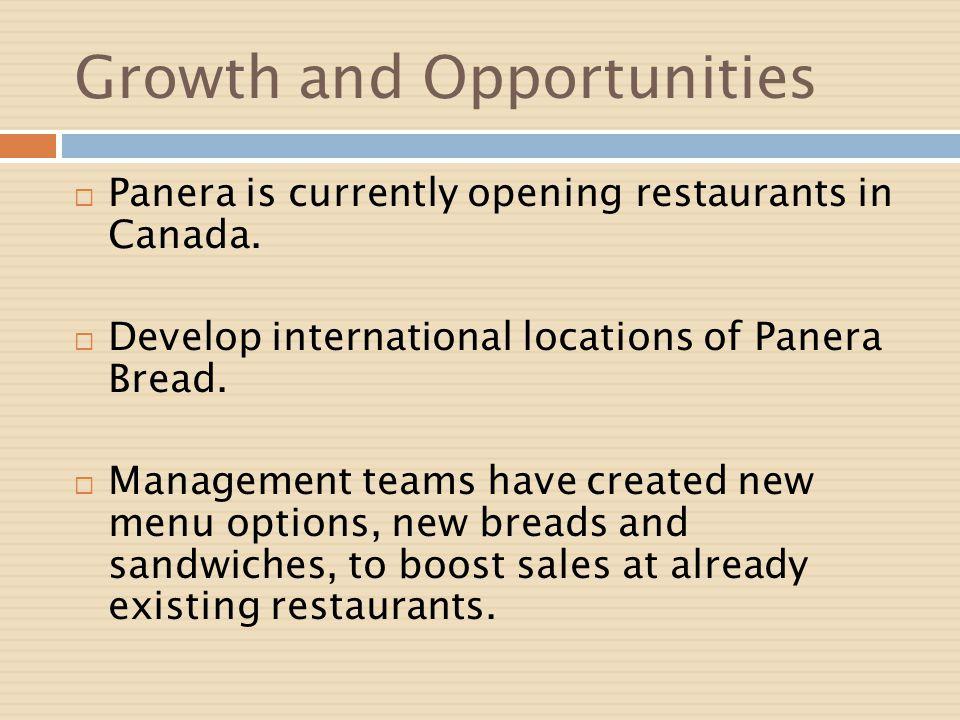 panera bread growth