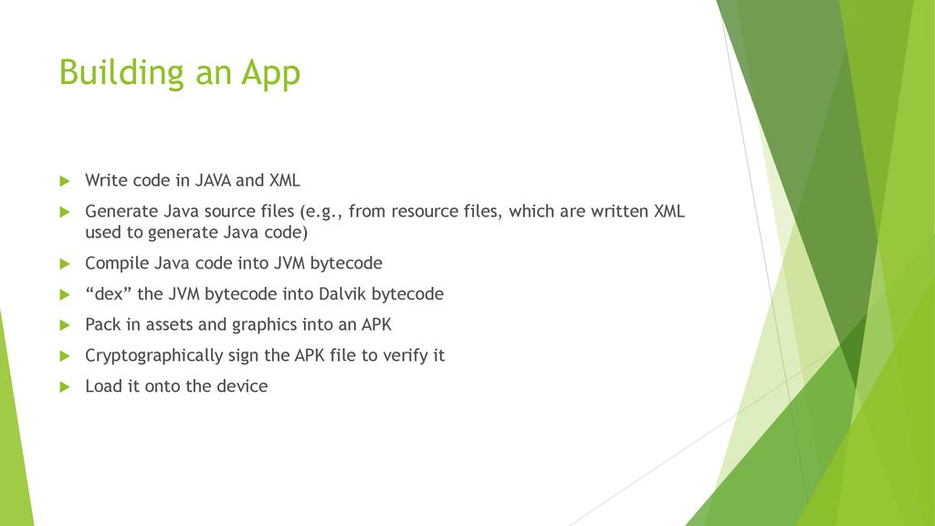 Android Platform, Android App Basic Components - ppt download