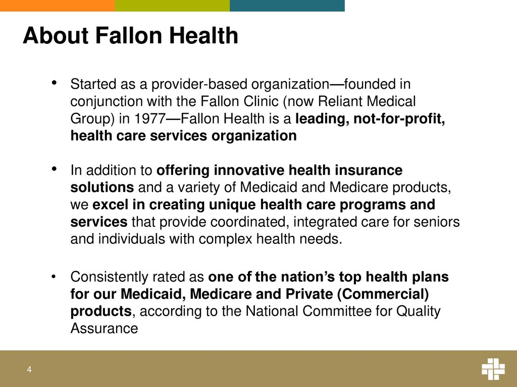 Fallon Health and MAPAM - ppt download