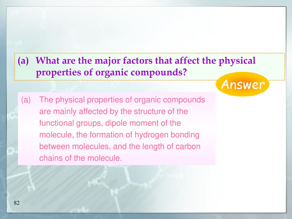 Introduction to Organic Chemistry - ppt download
