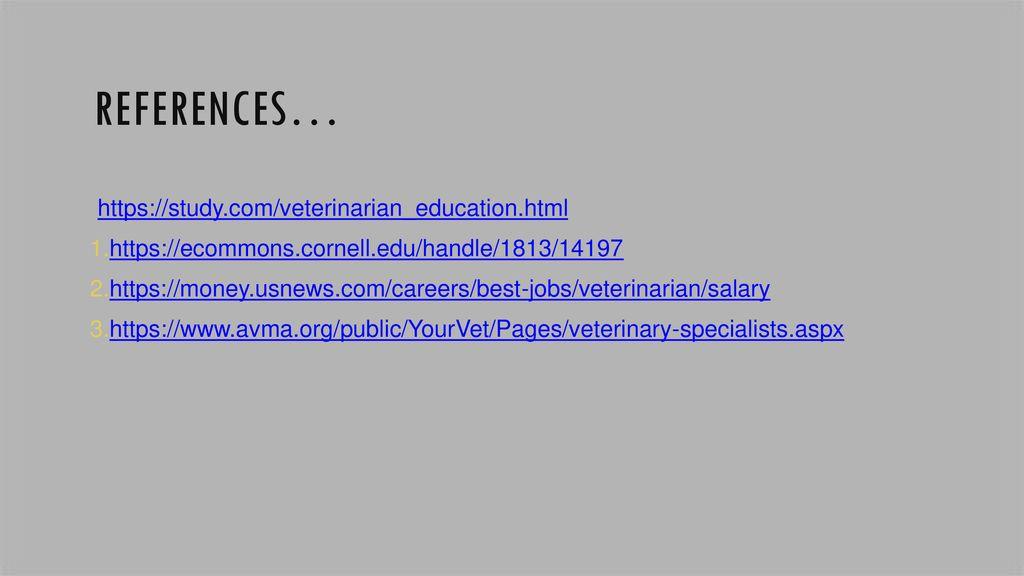 Companion Veterinarian - ppt download