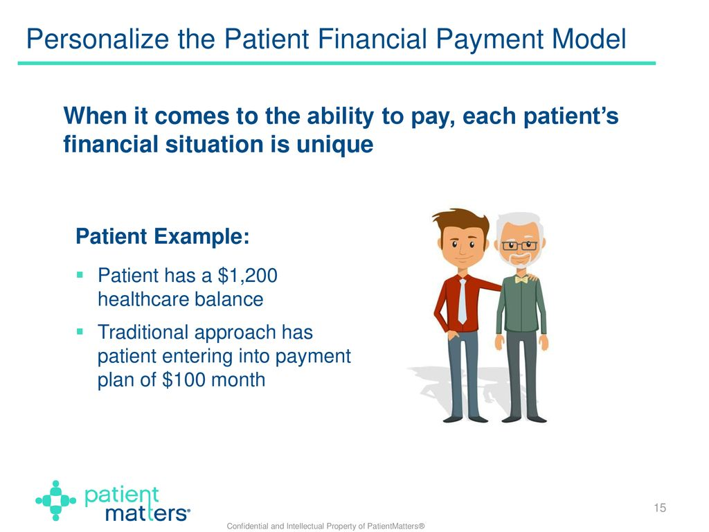 Personalizing the Patient Financial Experience of Care - ppt download
