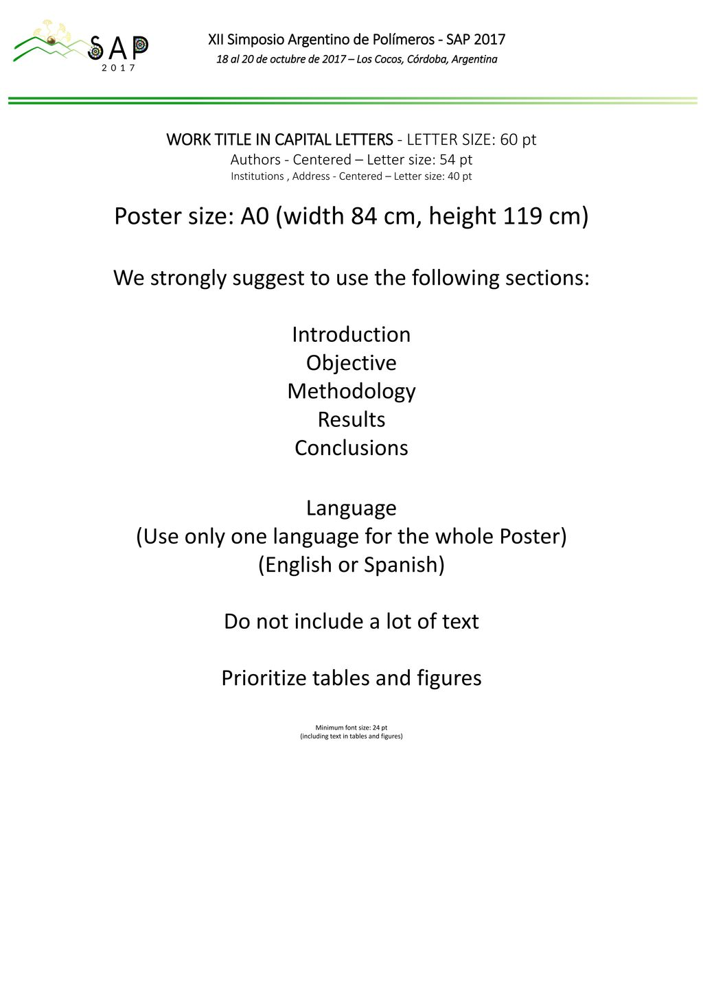 Poster size: A0 (width 84 cm, height 119 cm) - ppt download