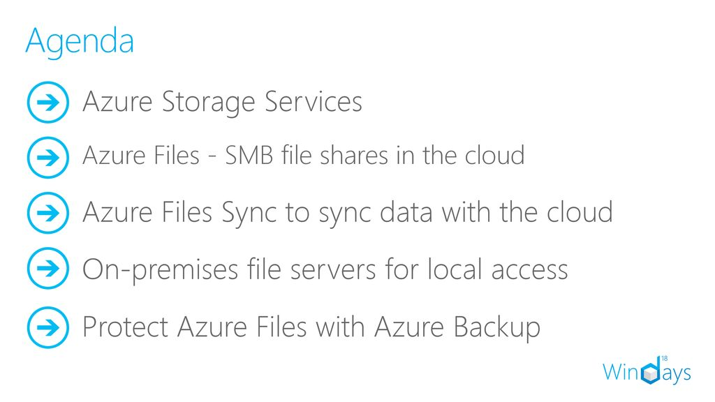 Azure Files & Azure File Sync - ppt download