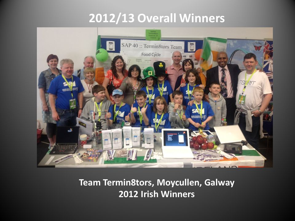 Team Termin8tors, Moycullen, Galway