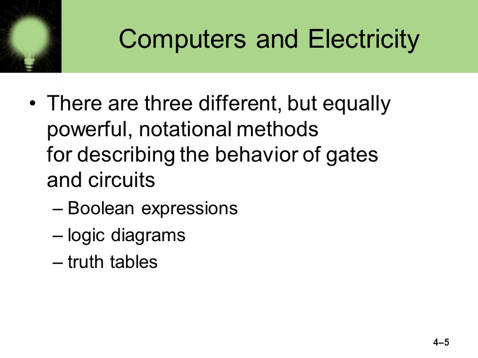 chapter 4 gates and circuits nell dale u2022 john lewis ppt video rh slideplayer com