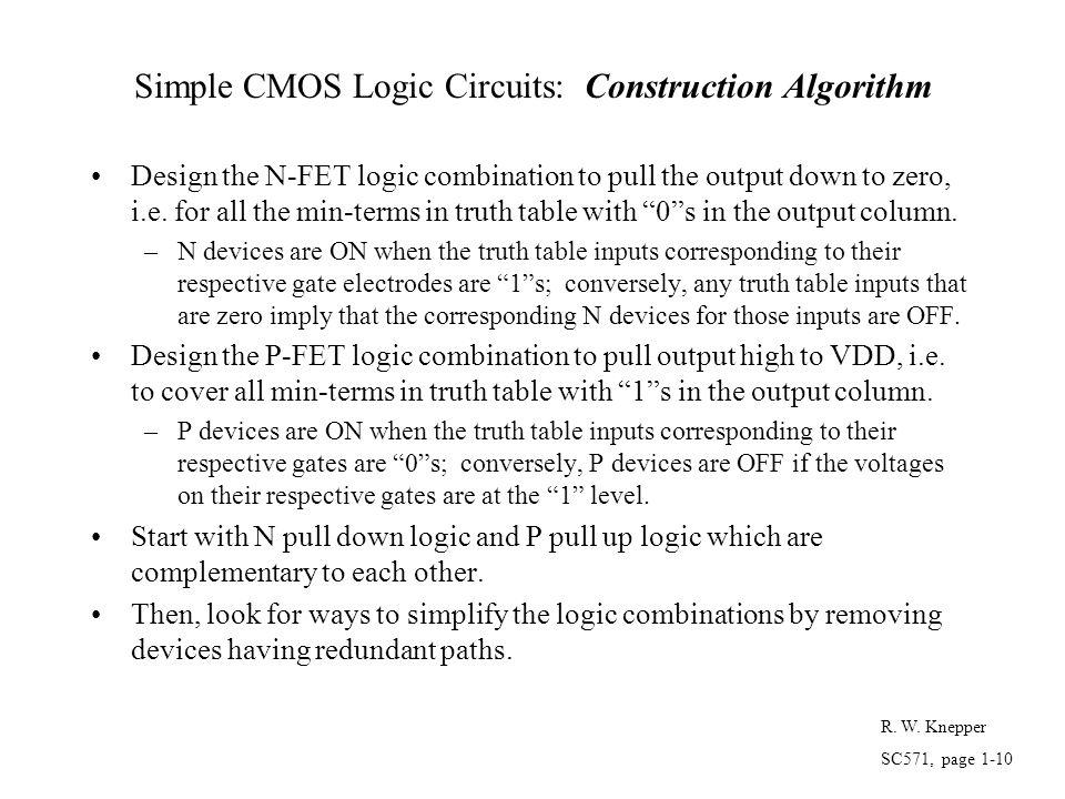 Logical Implication Construction Circuit - Wiring Diagram ...