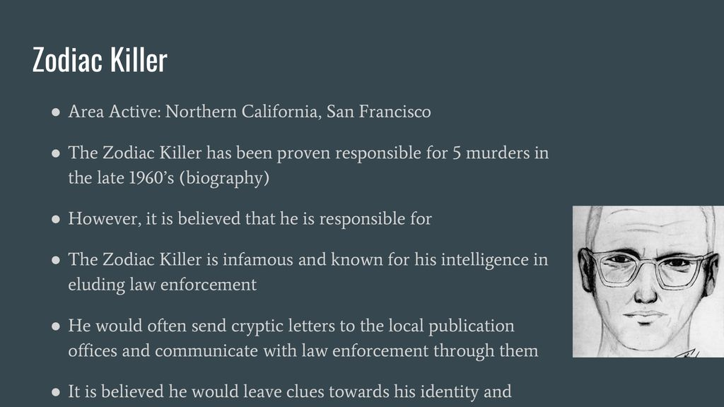 Rise of Serial Killers during the 70's in America - ppt download
