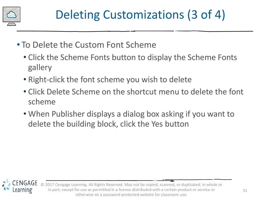 Shelly Cashman: Microsoft Publisher ppt download