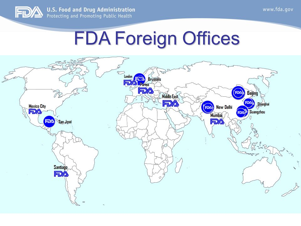 FDA Foreign Offices 16