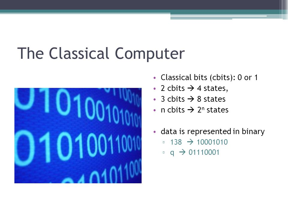 The Classical Computer