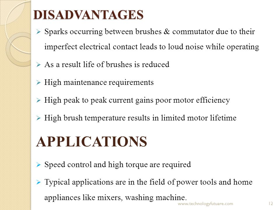 disadvantages of electronic component We can use it to make marvelously complex and compact electronics and appliances that have  what are the advantages and disadvantages of electricity in.