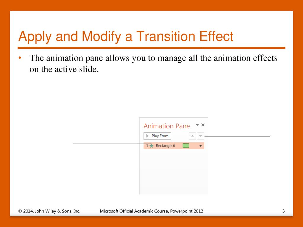 Using Animation and Multimedia - ppt download