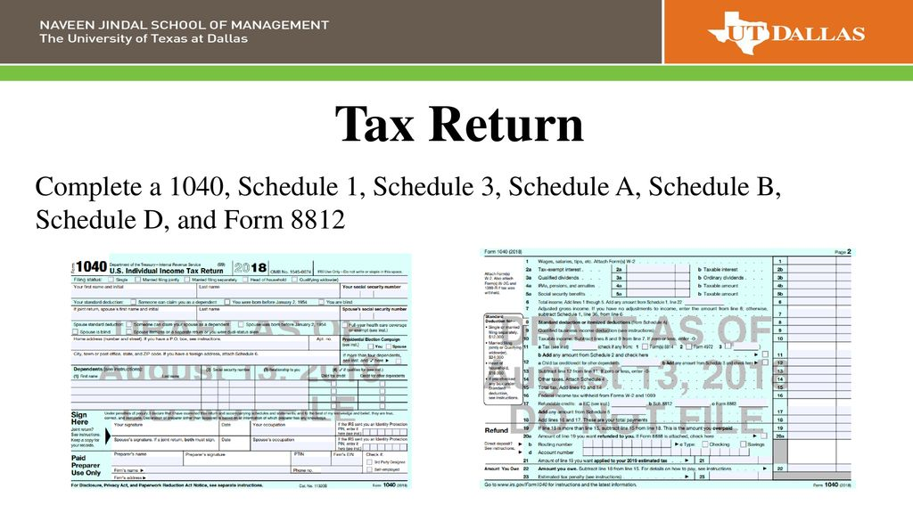 ACCT 3350: Fundamentals of Taxation I - ppt download