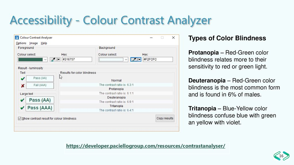Accessibility Concerns of Report Style in Power BI - ppt download
