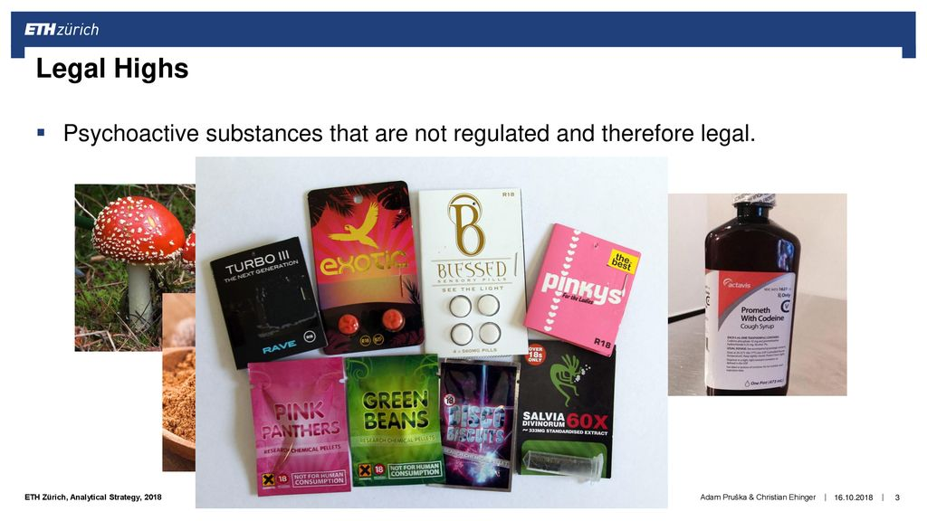 Legal Highs – Challenges in Clinical Analytics - ppt download