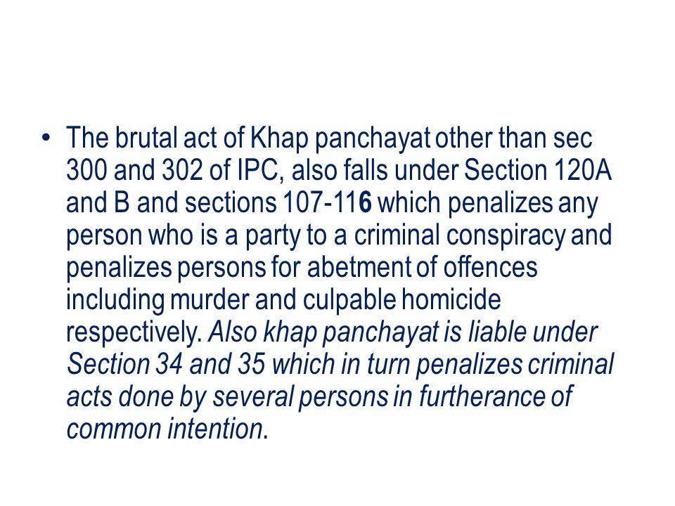 murder ipc 302