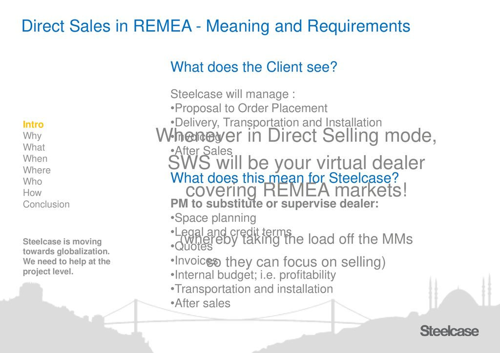 Emerging Future REMEA Sales Meeting 2011 – Turkey - ppt download
