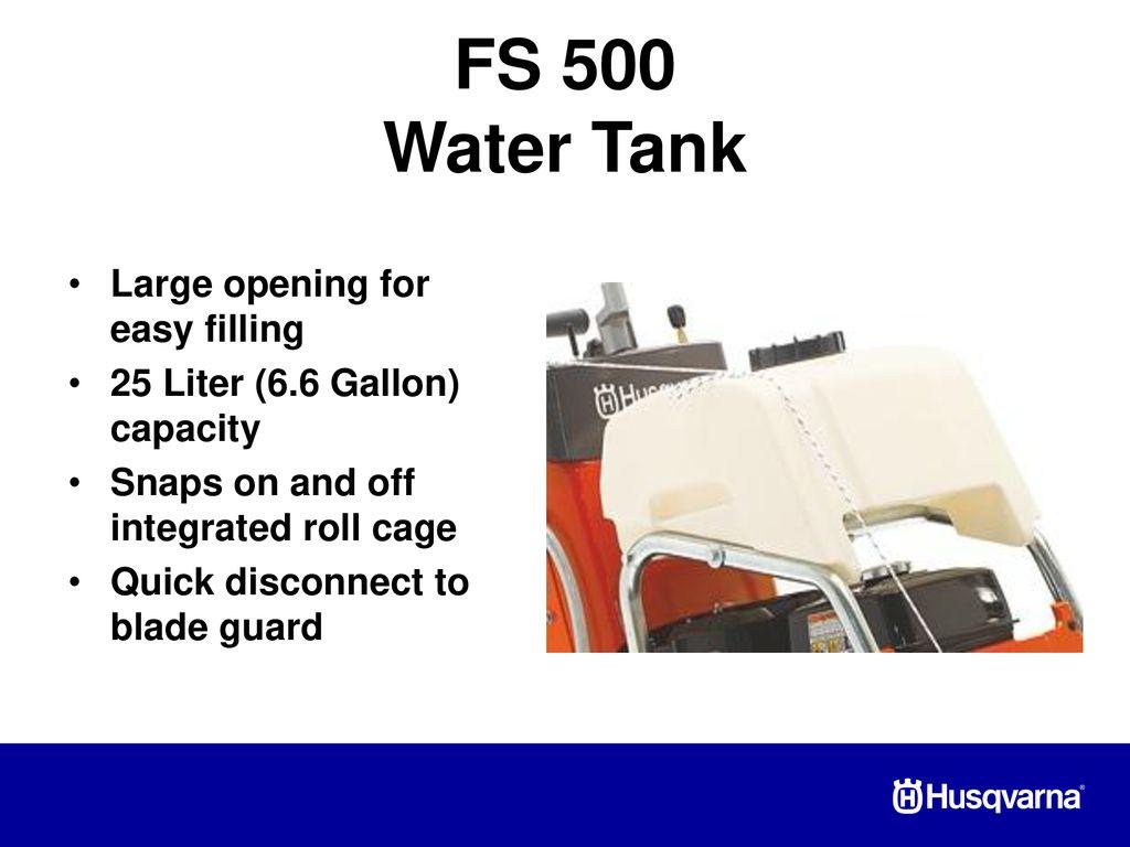 "FS "" Maximum Blade Capacity 9 HP Honda engine Weight – 141Lbs - ppt"