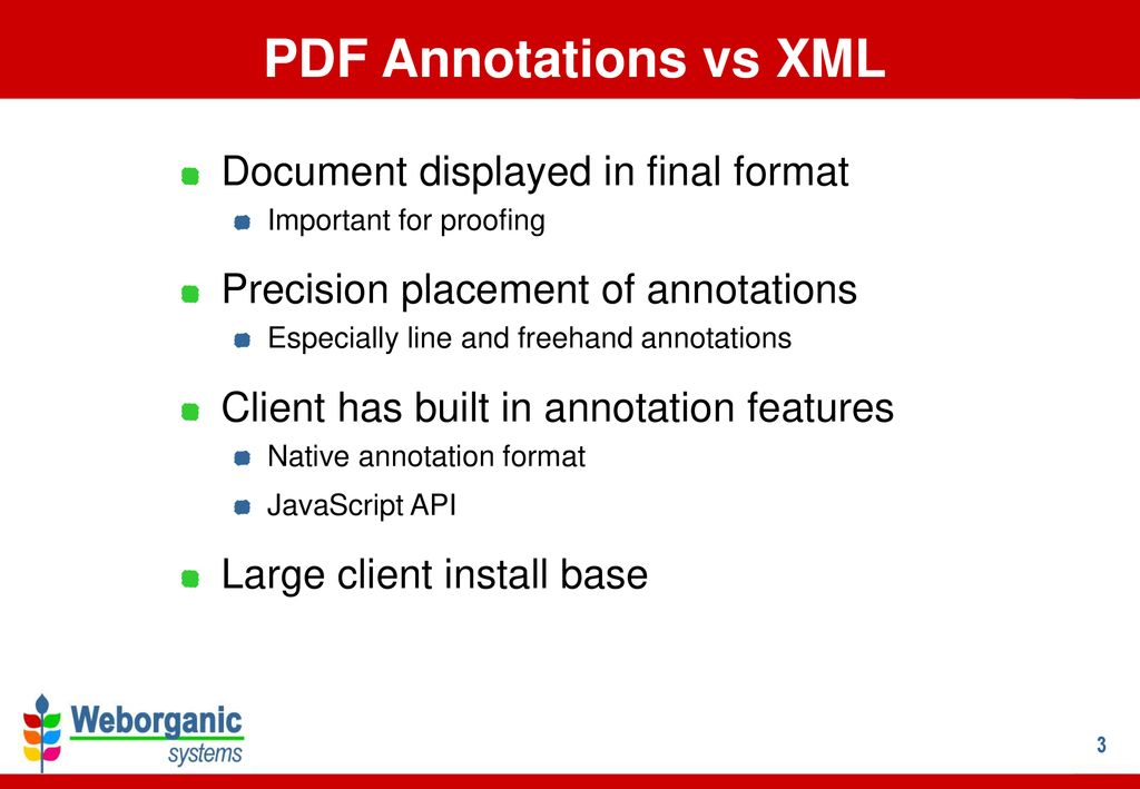 Nick Carr PDF vs XML Nick Carr - ppt download